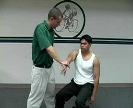 Compression Rotation Test for SLAP Lesions - YouTube