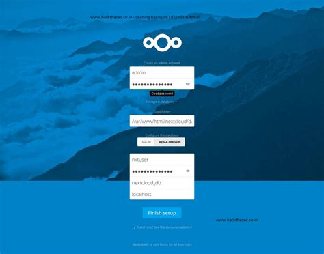How to Install and Configure Nextcloud on CentOS 7 / RHEL