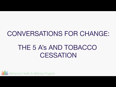 Six Insights: Clinicians Help Cancer Patients Quit Smoking