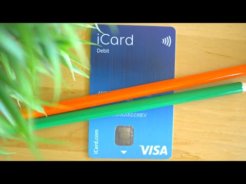 iCard - The digital wallet you can trust