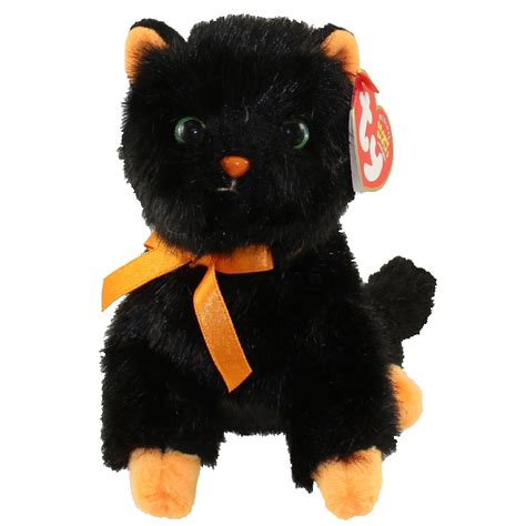 TY Beanie Baby - JINXY the Cat (Internet Exclusive) (6