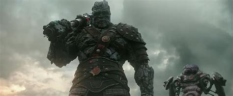 Marvel Promo - Korg Returns in a New Revolution Which is