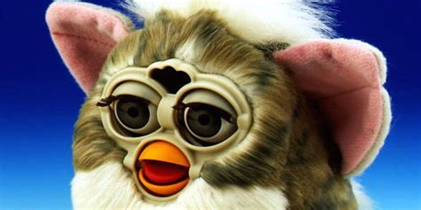 Hollywood's Making A Furby Movie Because
