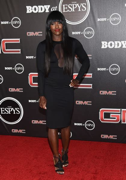 """Keri Hilson Attends The ESPN """"Body"""" Issue Party With NBA"""