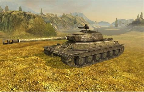 WoT IS-6 Fearless pics | MMOWG