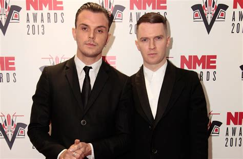 Hurts' Adam Anderson admits to falling asleep onstage - NME