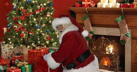 How to capture Santa on camera in your own home this