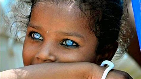 10 People With The Most Beautiful Eyes In The World