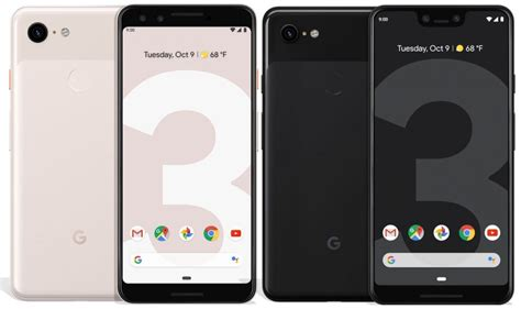 Google Pixel 3, Pixel 3 XL launched: Price in India