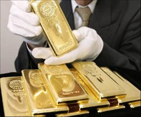 Did you know? Gold bars are pure gold