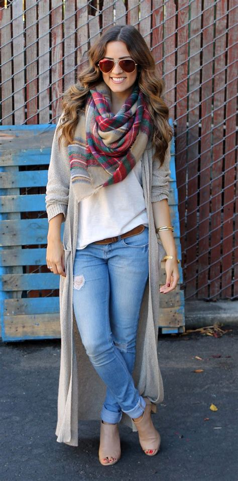 Scarves Are The Girl's New Best Friend – The WoW Style
