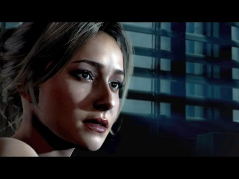Until Dawn combines the best of horror films and games on