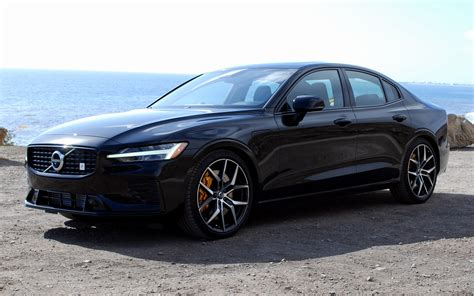 2019 Volvo S60 Polestar Engineered (US) - Wallpapers and